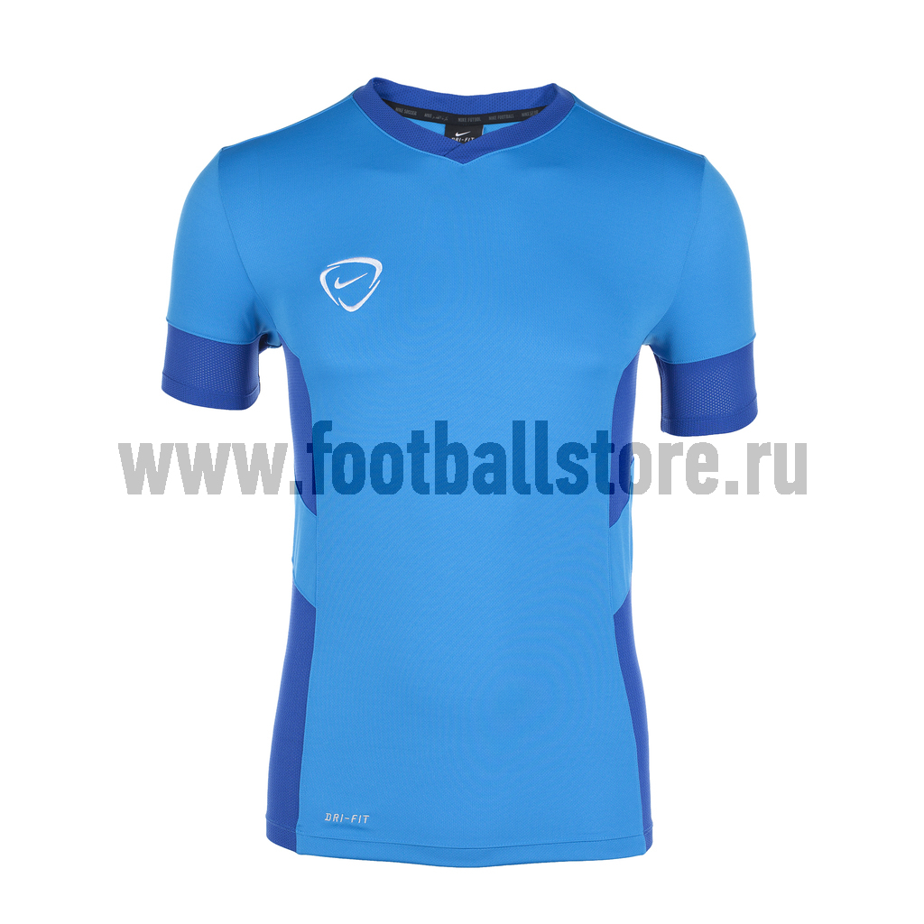 Футболки Nike Футболка Nike Academy SS Vneck Training Top 548399-449