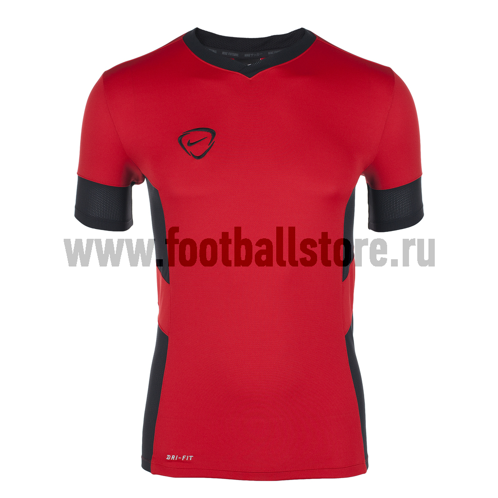 Футболки Nike Футболка Nike Academy SS Vneck Training Top 548399-657