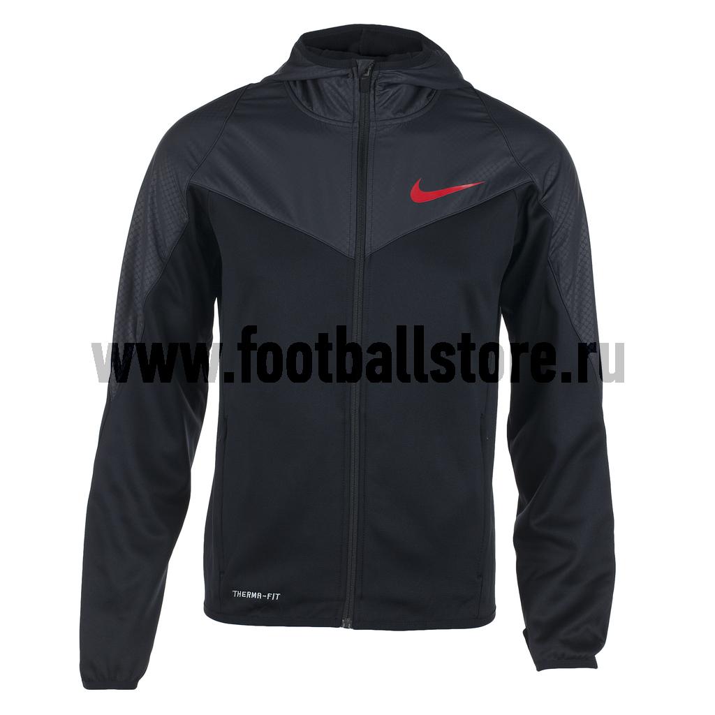 Куртки/Пуховики Nike Куртка Nike GPX FZ Poly Hoody 549517-011