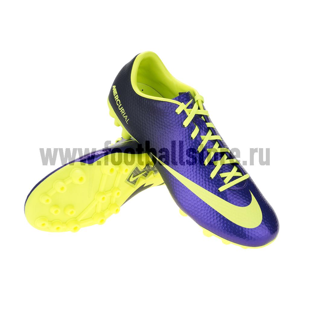 Игровые бутсы Nike Бутсы Nike Mercurial Veloce AF 555609-570