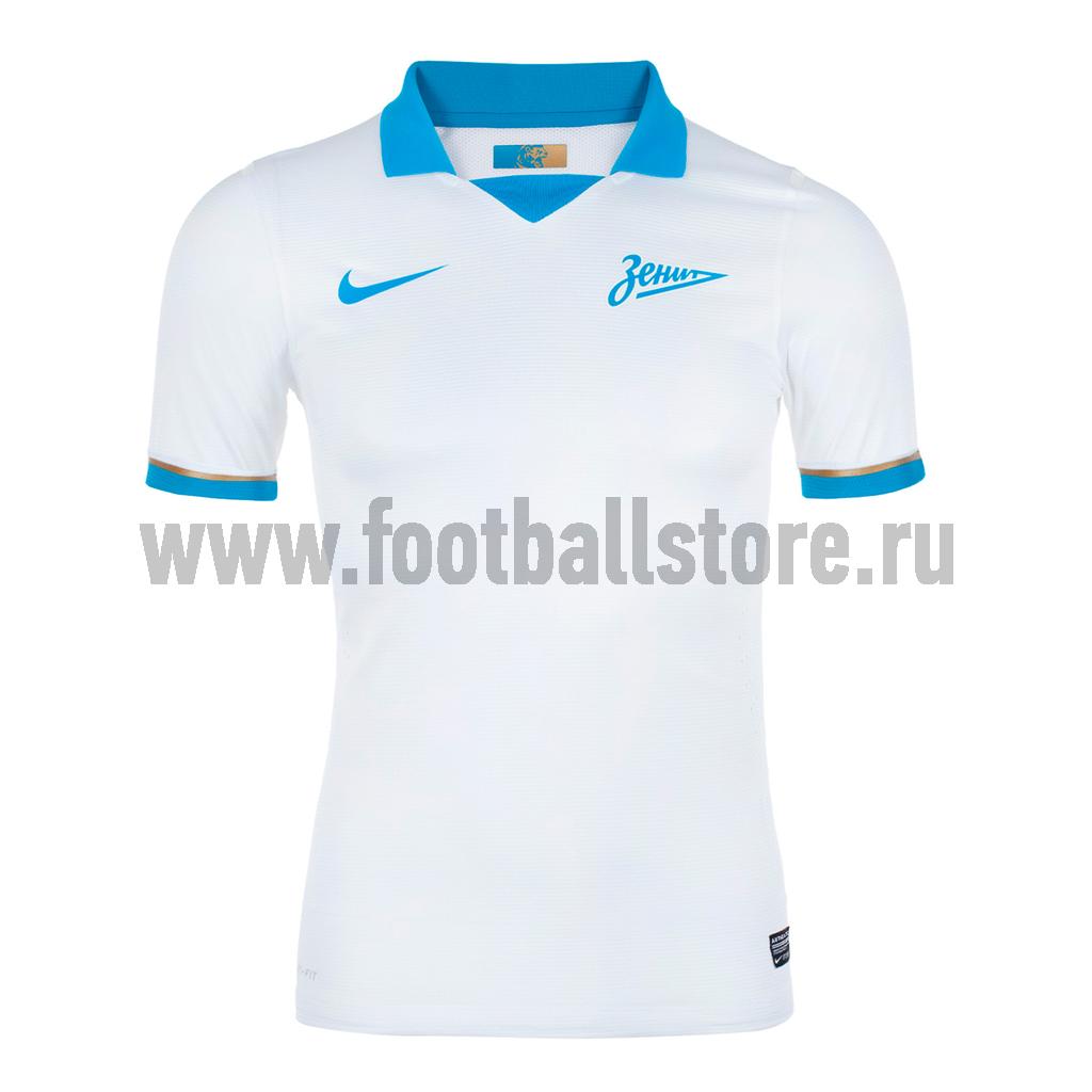 Zenit Nike Футболка игровая Nike Zenit (оригинальная) Away 540633-105