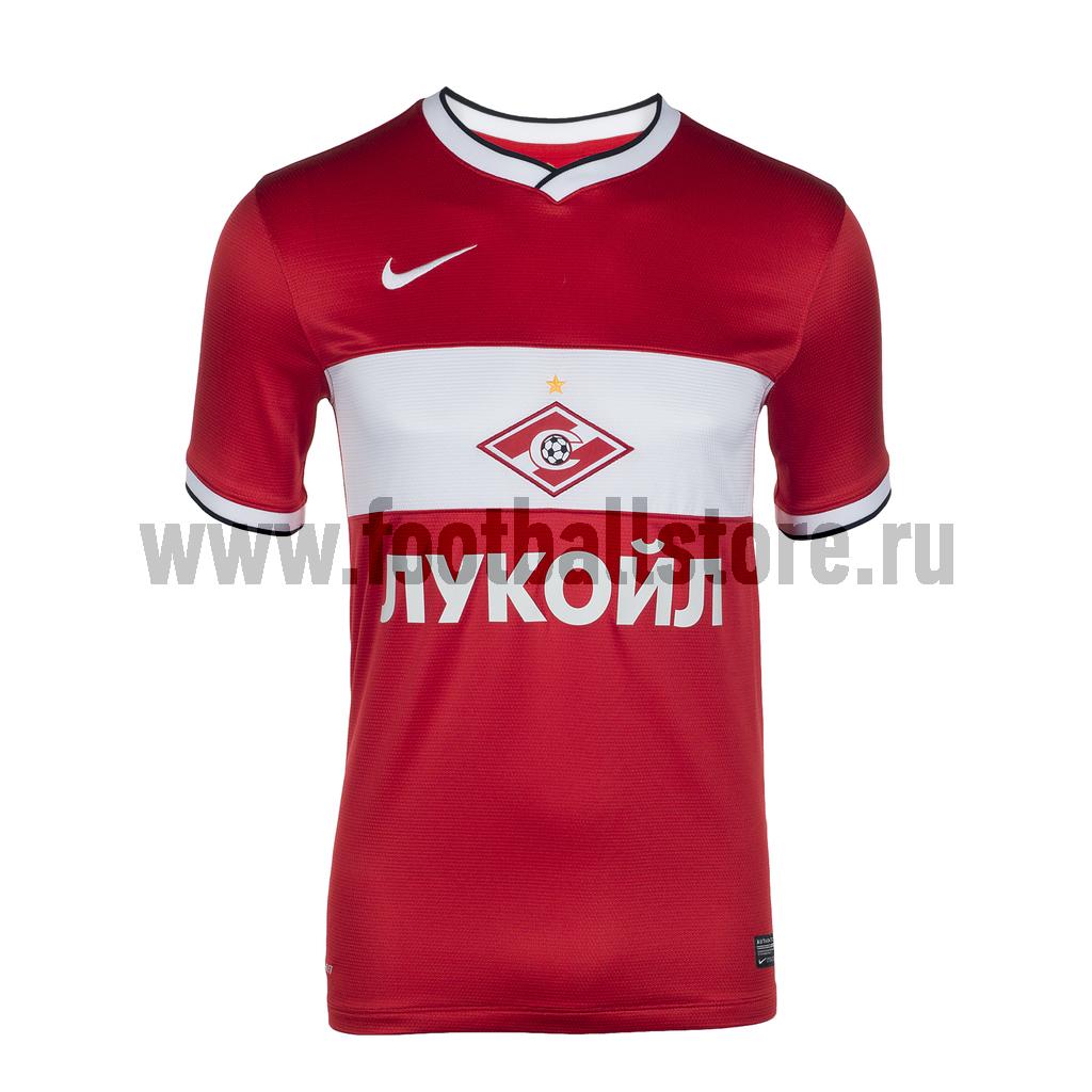 Spartak Nike Футболка Nike Spartak SS Home Repl JSY 544622-602