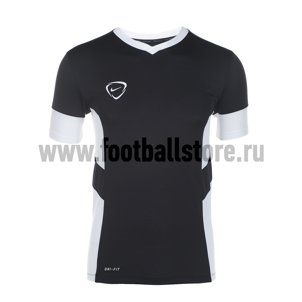 Футболки Nike Футболка Nike Academy SS Vneck Training Top 548399-010
