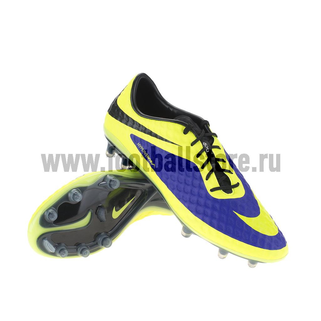 Игровые бутсы Nike Бутсы Nike HyperVenom Phantom FG 599843-570
