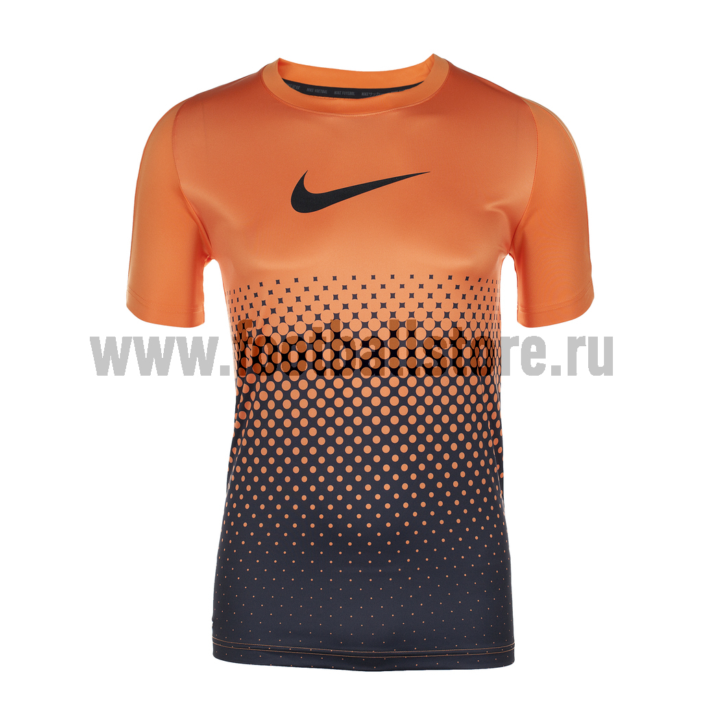 Футболки Nike Футболка Nike GPX SS Gradient TOP 549516-801