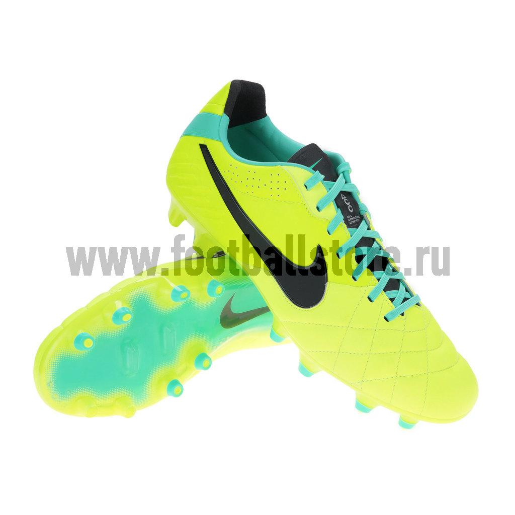 Игровые бутсы Nike Бутсы Nike Tiempo Legend IV FG 454316-703