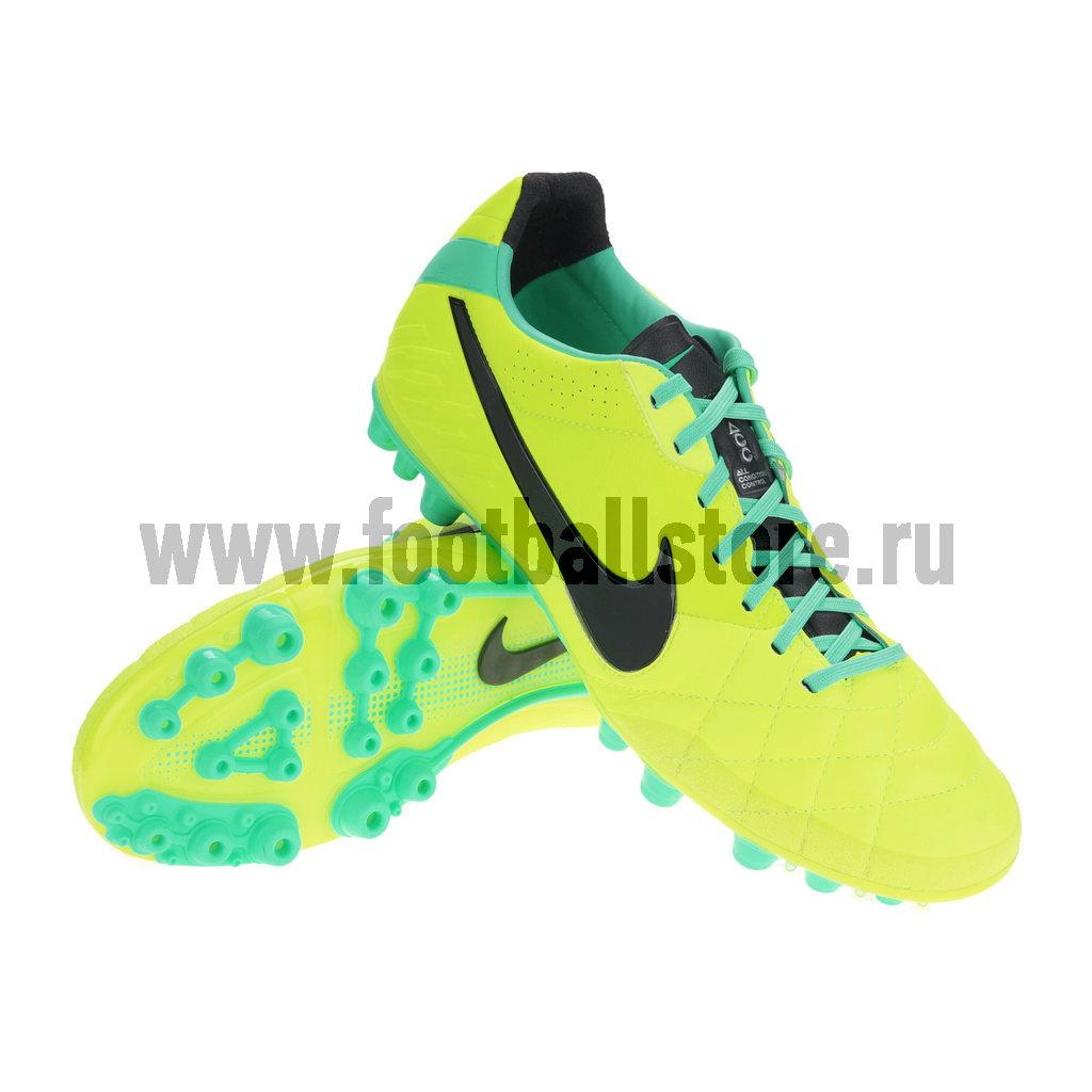 Игровые бутсы Nike Бутсы Nike Tiempo Legend IV AG 553216-703