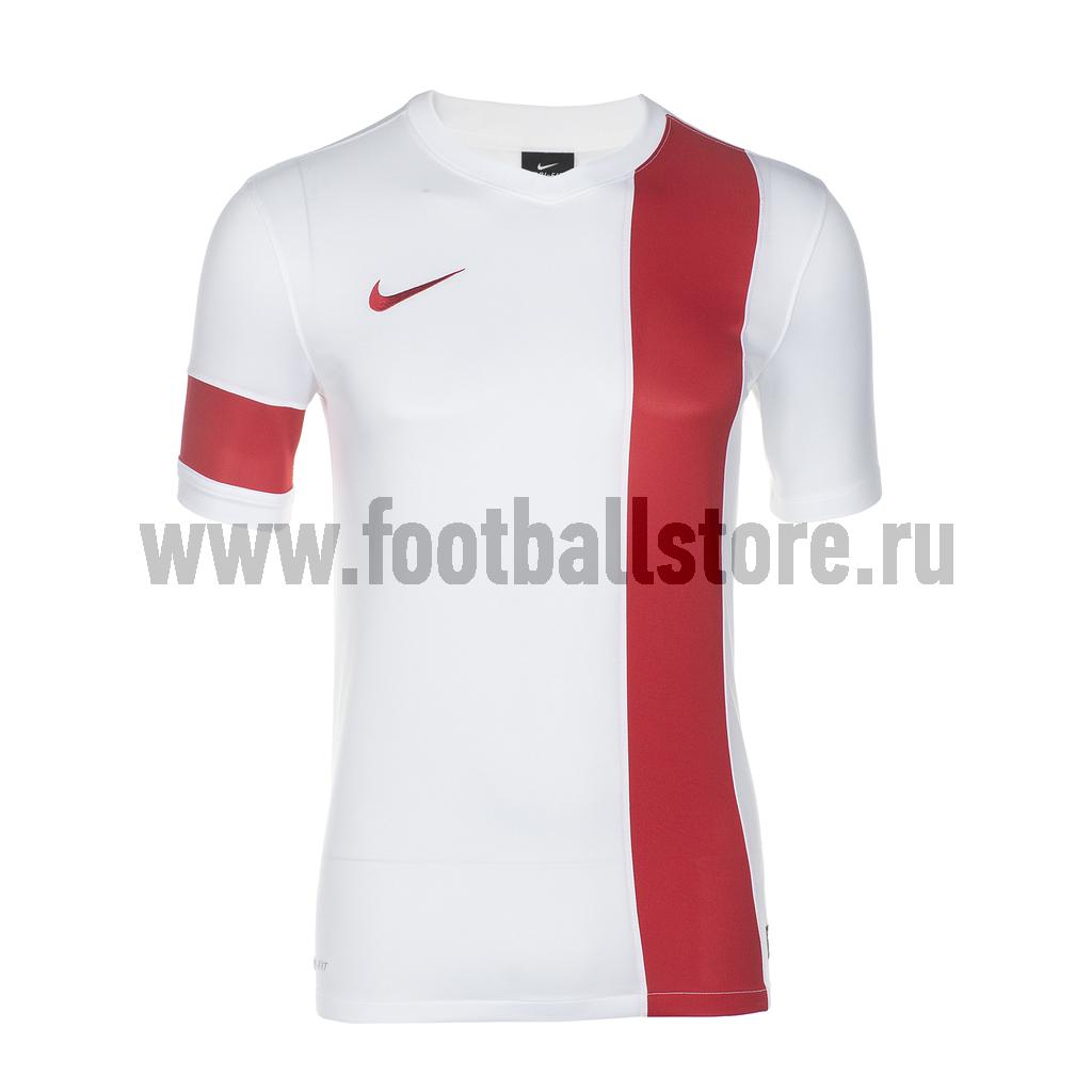 Футболки Nike Майка игровая Nike SS Striker III JSY 520460-100