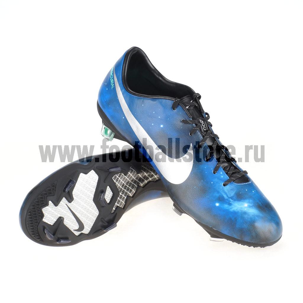 Игровые бутсы Nike Бутсы Nike Mecurial Vapor IX CR7 FG 580490-403
