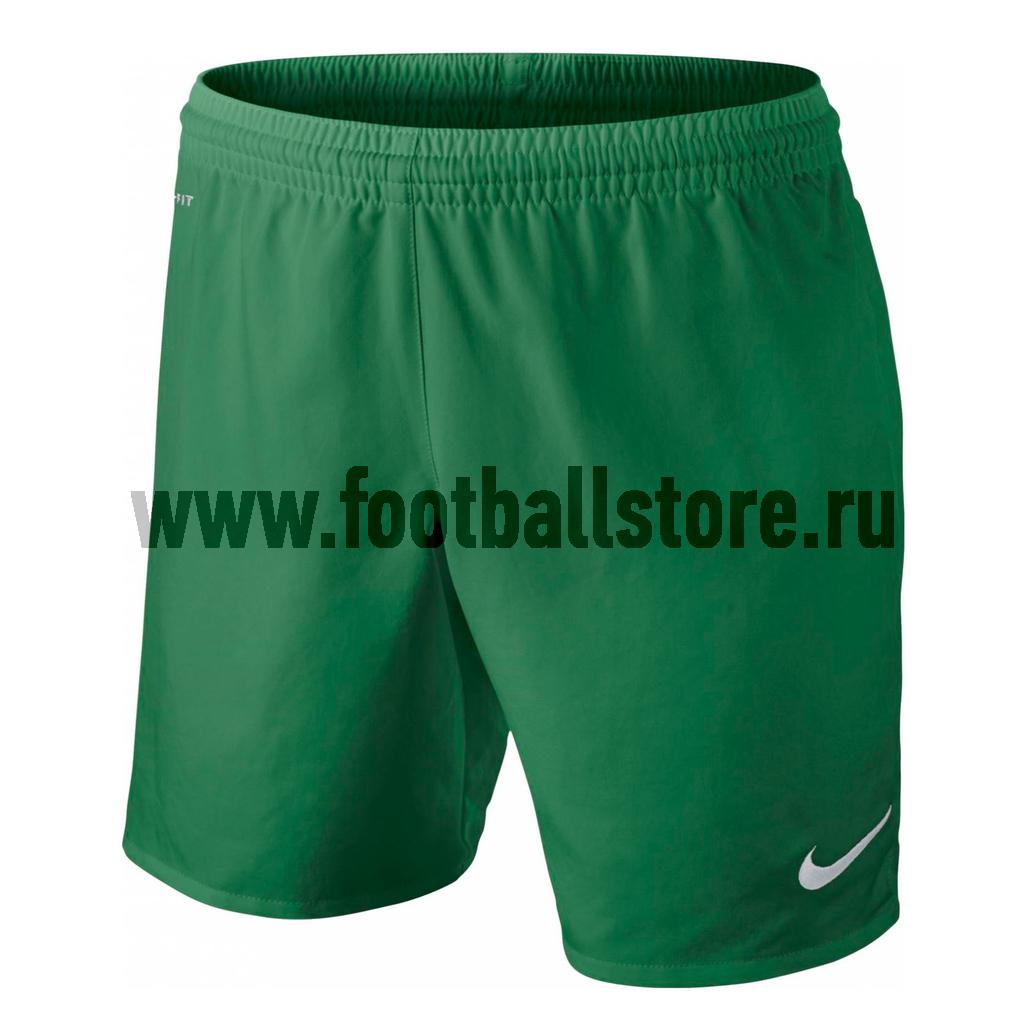 Игровая форма Nike Шорты футбольные Nike Classic Short Boys WO/B 473831-302 игровая форма nike футболка детская nike ss precision iii jsy boys 645918 410