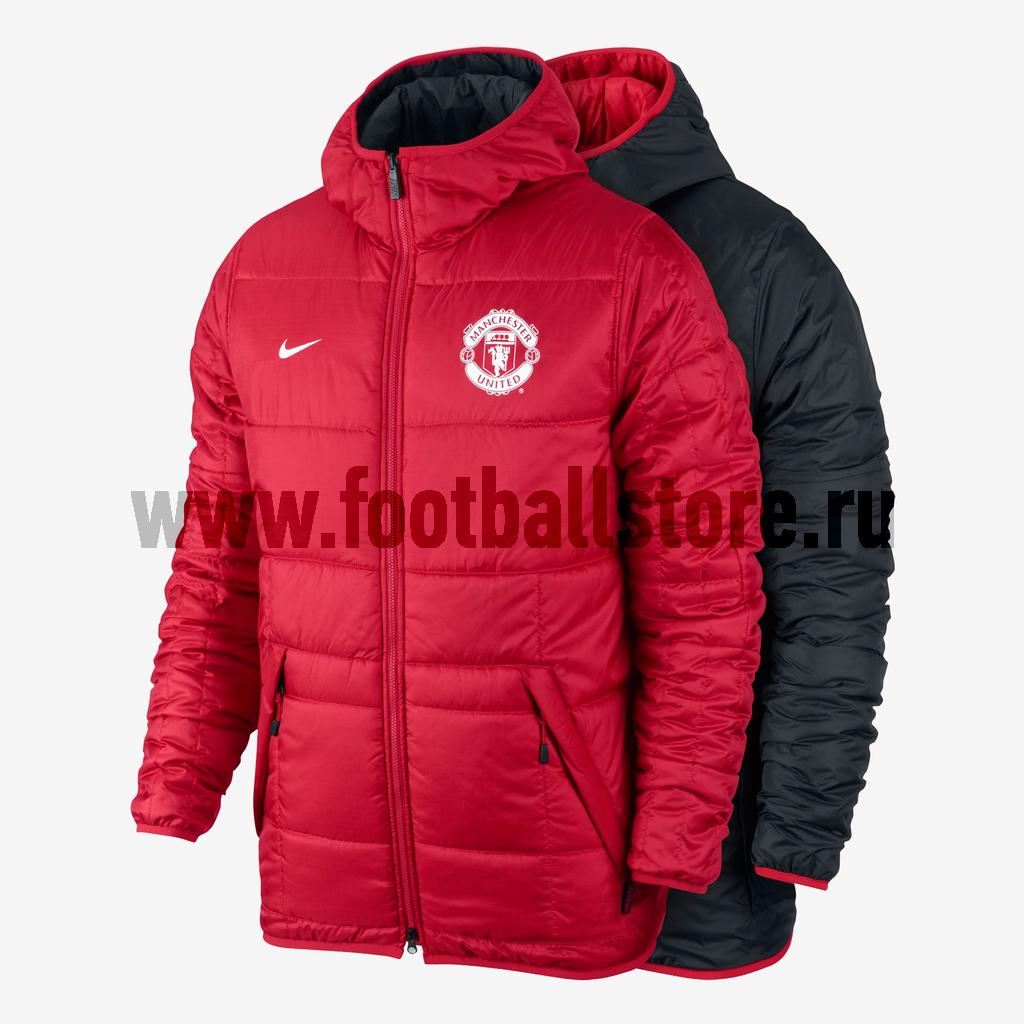 Куртки/Пуховики Nike Куртка двухсторонняя Nike Man UNTD Alliance Flip IT 547000-630