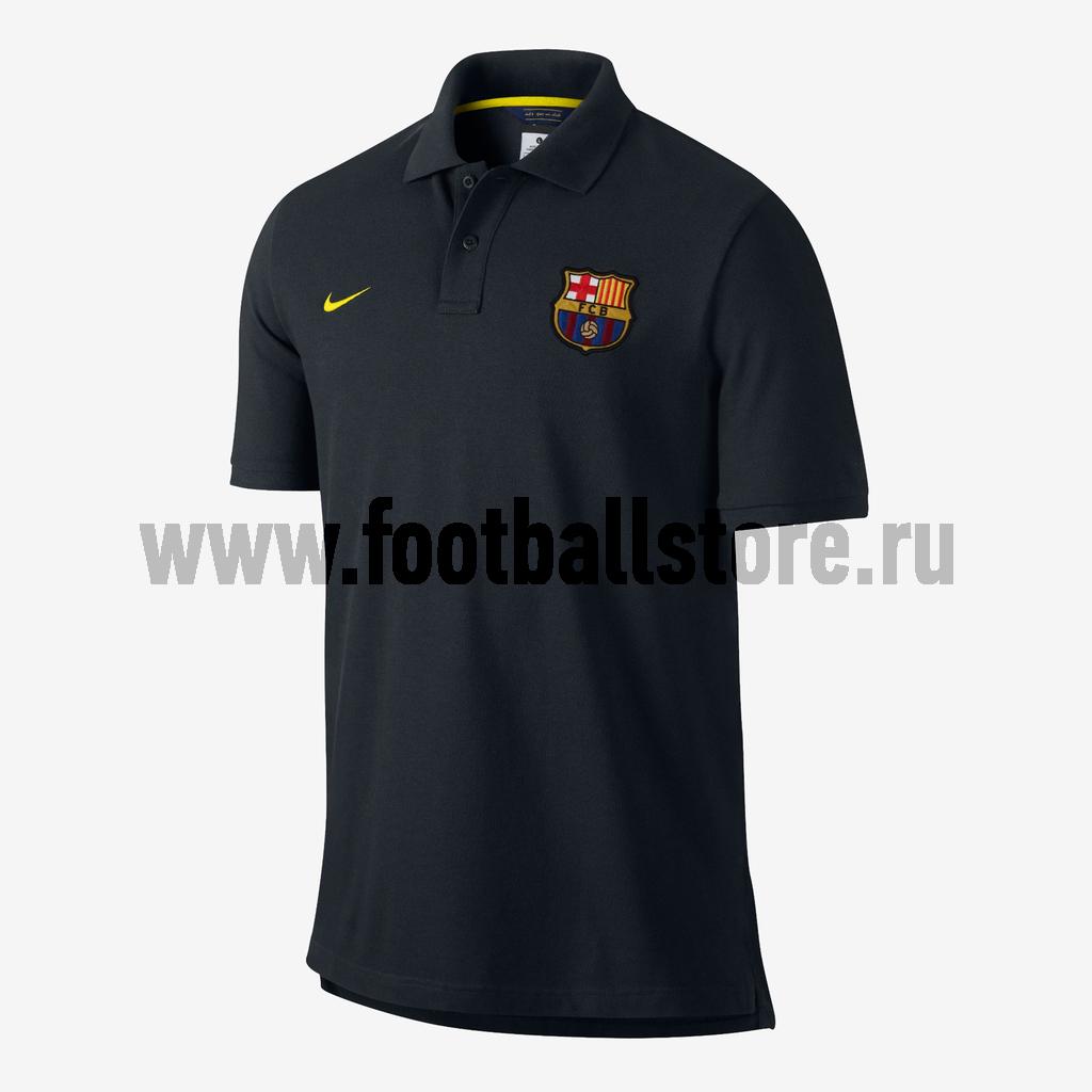 Barcelona Nike Поло Nike Barcelona Polo 542384-010