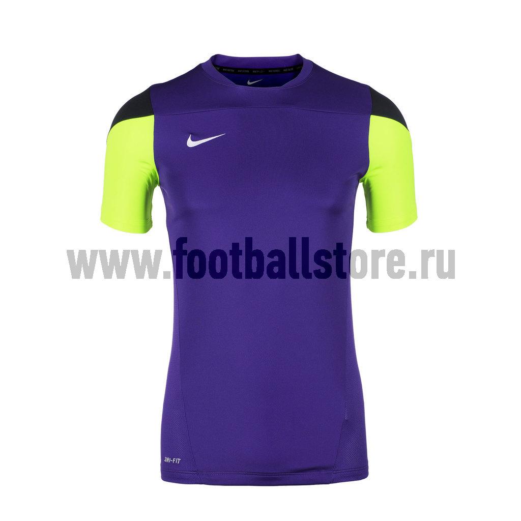Футболки Nike Футболка Nike Squard SS TRNG TOP Sochi 544798-547