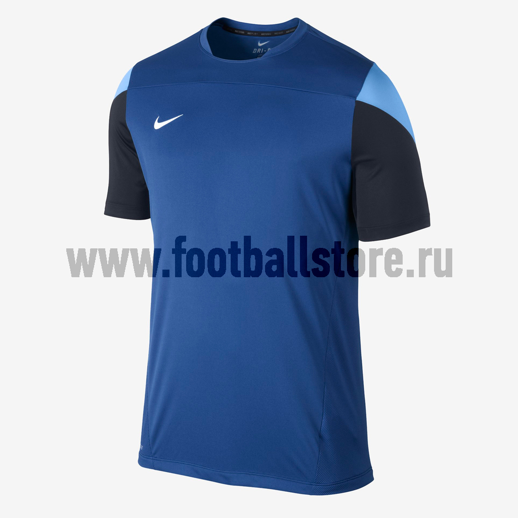 Тренировочная форма Nike Футболка тренировочная Nike Squad Boys SS TRNG Top 544832-401