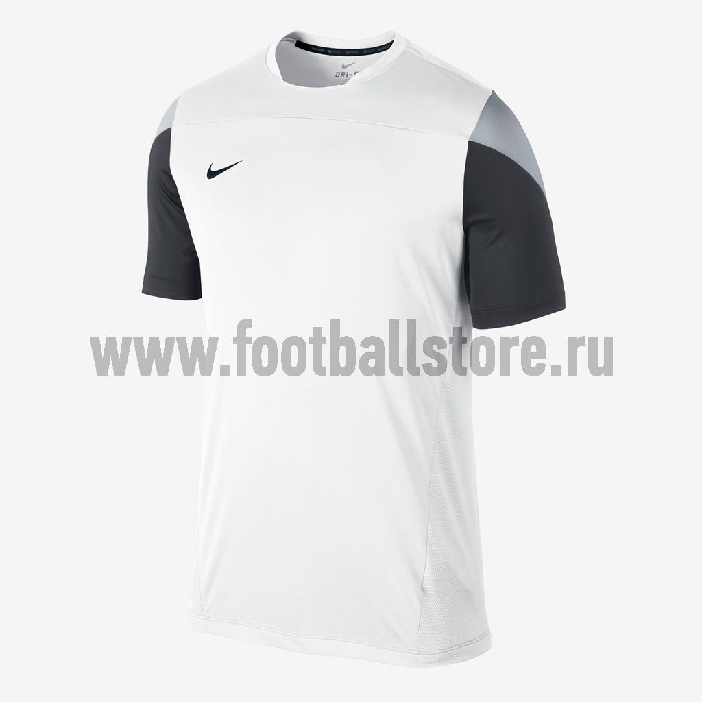 Тренировочная форма Nike Футболка тренировочная Nike Squad Boys SS TRNG Top 544832-100