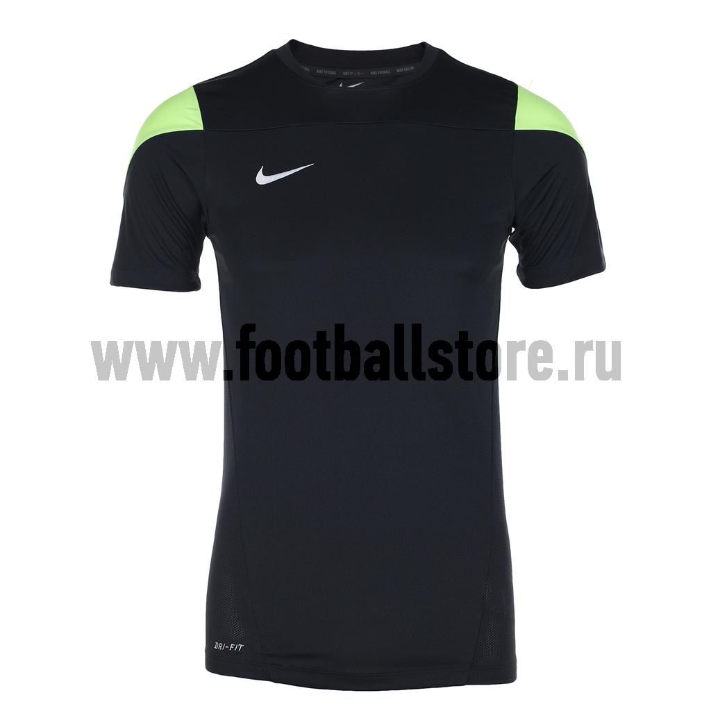 Тренировочная форма Nike Футболка тренировочная Nike Squad Boys SS TRNG Top 544832-017