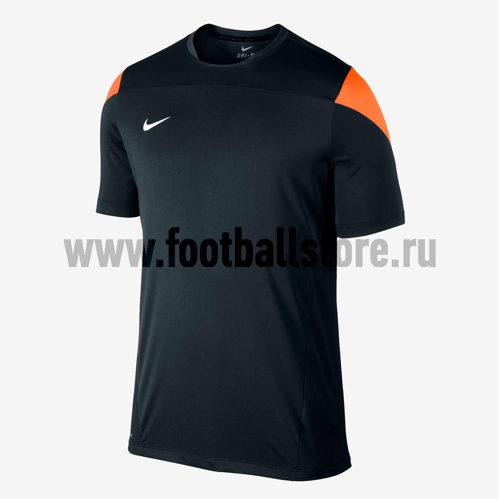 Тренировочная форма Nike Футболка тренировочная Nike Squad Boys SS TRNG Top 544832-018
