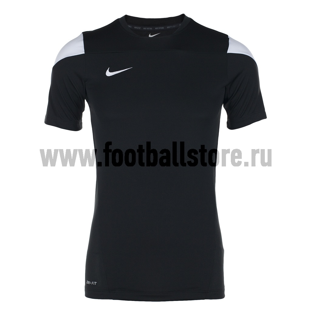 Тренировочная форма Nike Футболка тренировочная Nike Squad Boys SS TRNG Top 544832-010