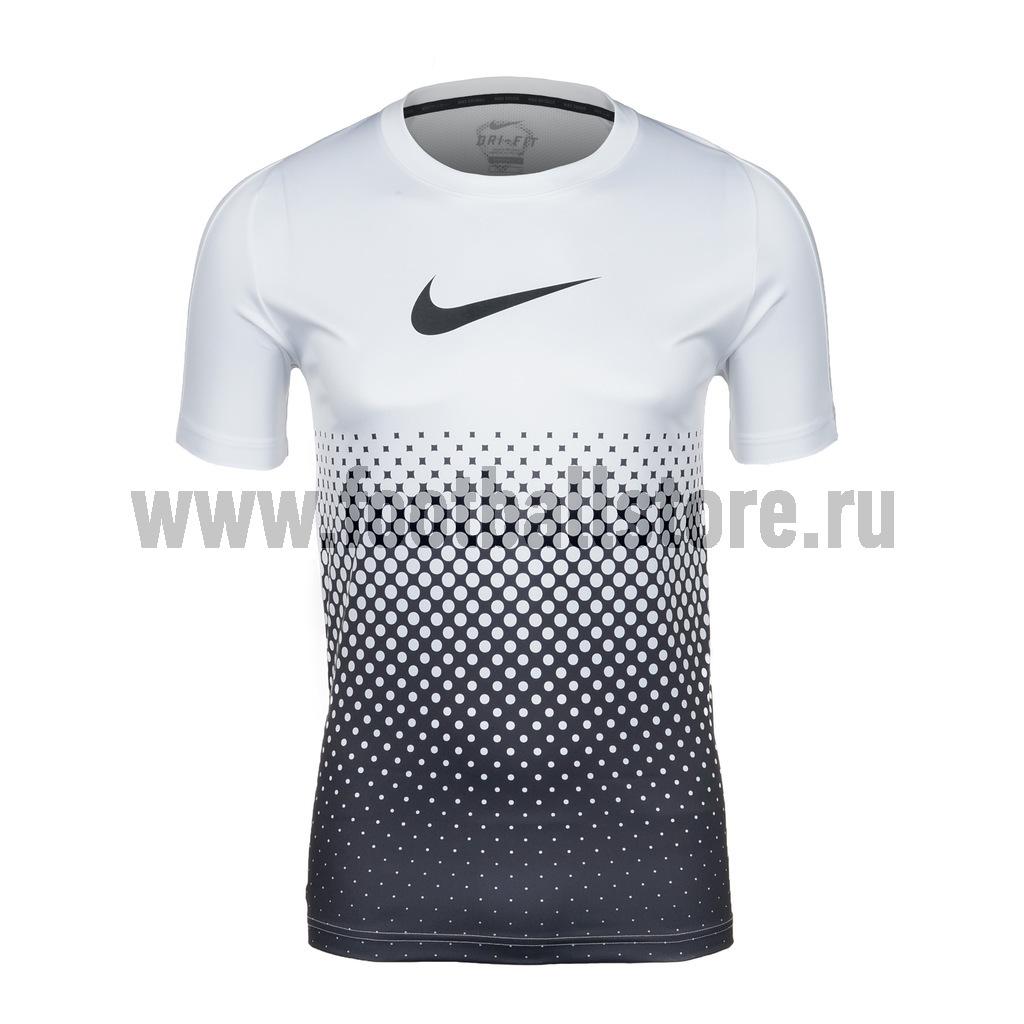 Футболки Nike Футболка Nike GPX SS Gradient TOP 549516-100