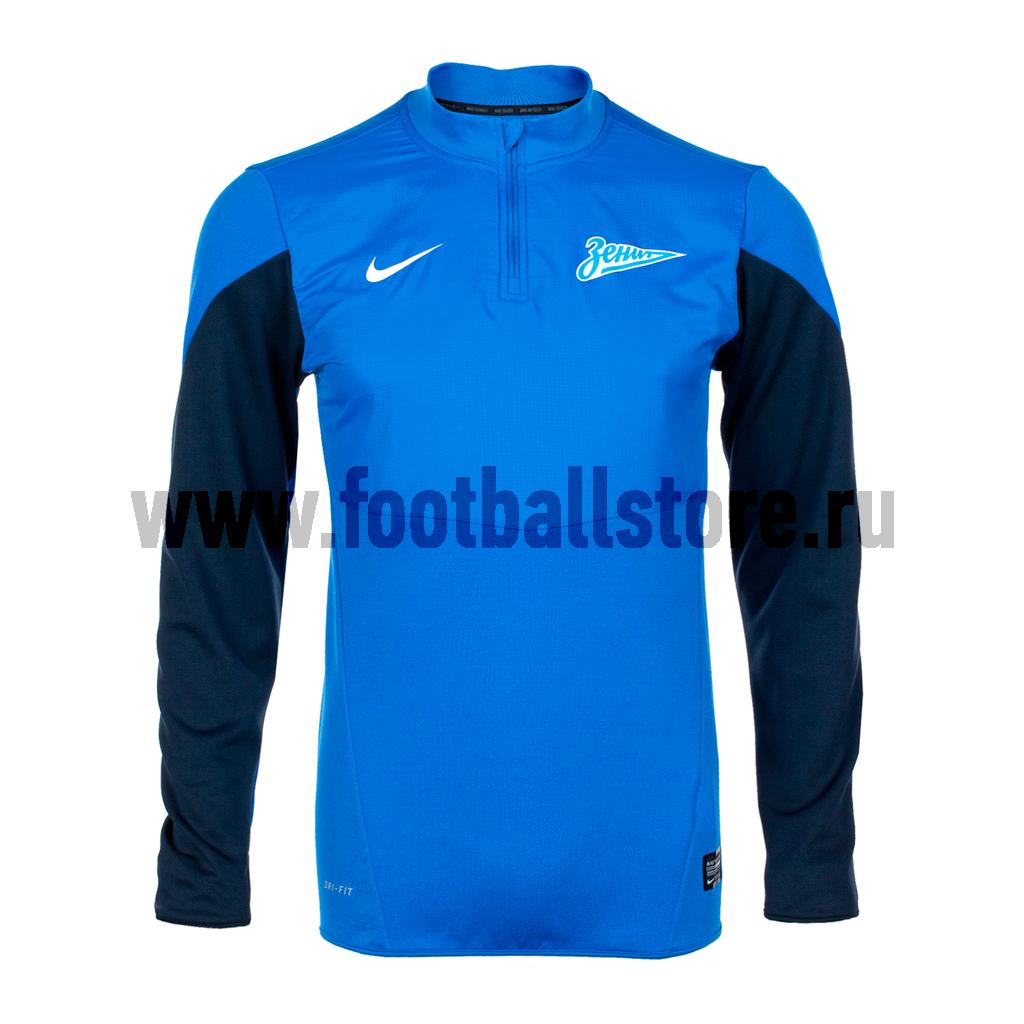 Zenit Nike Свитер тренировочный Nike Zenit Select LS Midlayer 548324-401
