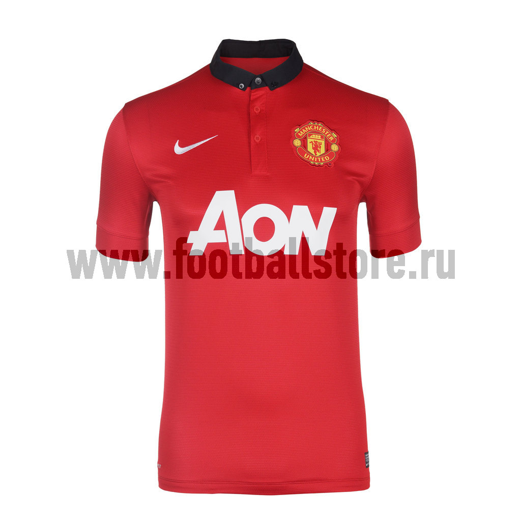 Manchester United Nike Футболка Nike Man UNTD SS Home Repl 532837-624