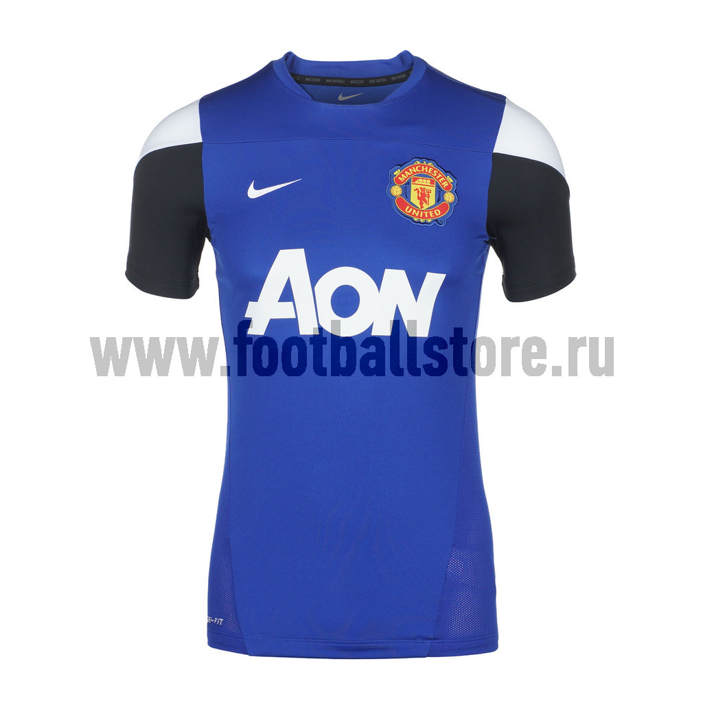 Manchester United Nike Футболка Nike Man UNTD SS TRNG Top 545034-403