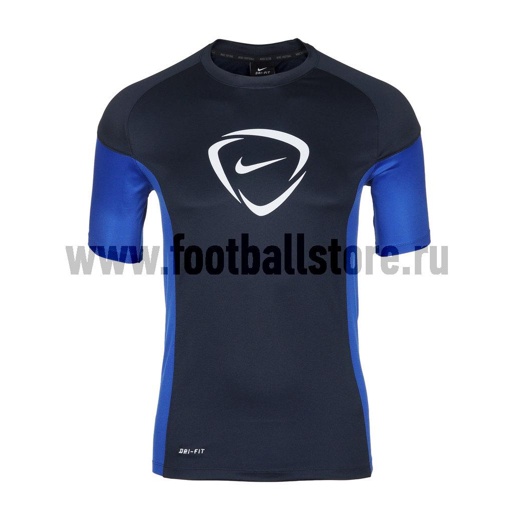 Футболки Nike Футболка Nike Academy SS Catid Poly Top 544896-449