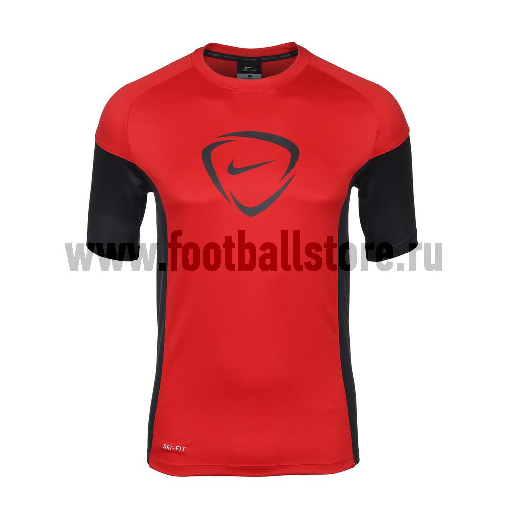 Футболки Nike Футболка Nike Academy SS Catid Poly Top 544896-657