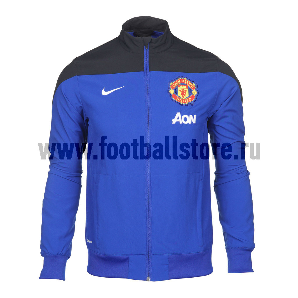Manchester United Nike Куртка Nike Man Untd Squad JKT 545036-403