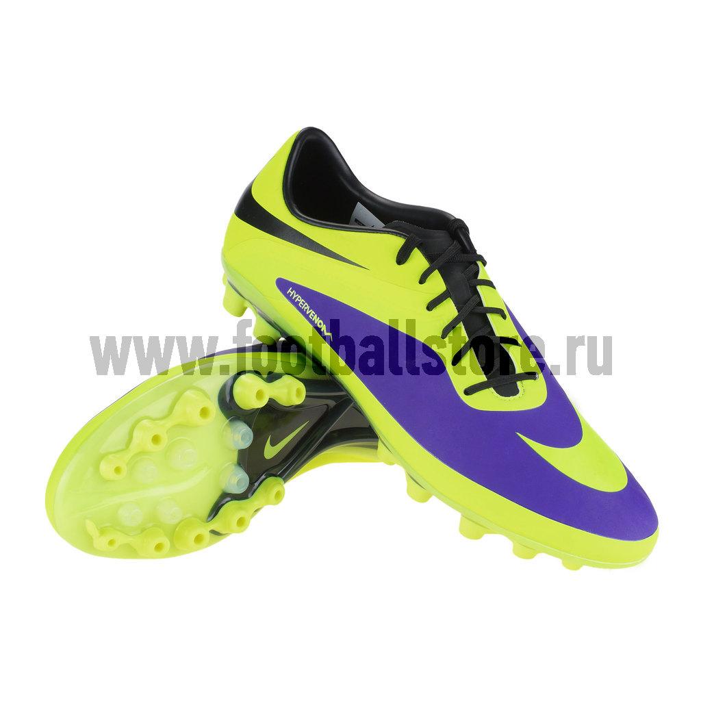Игровые бутсы Nike Бутсы Nike HyperVenom Phatal AG 599727-570