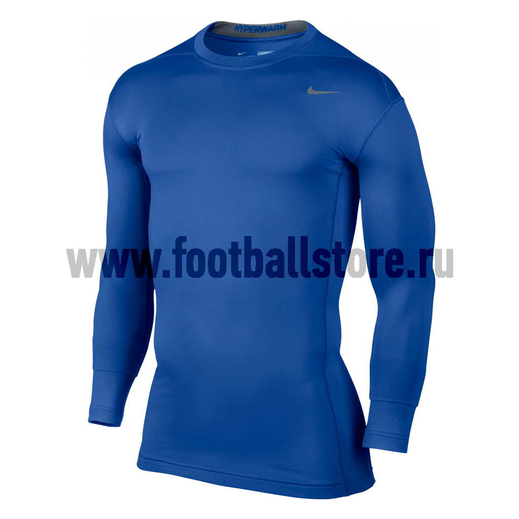 Белье Nike Термобелье Nike HyperWarm Dri-Fit Comp Crew 2.0 547813-496