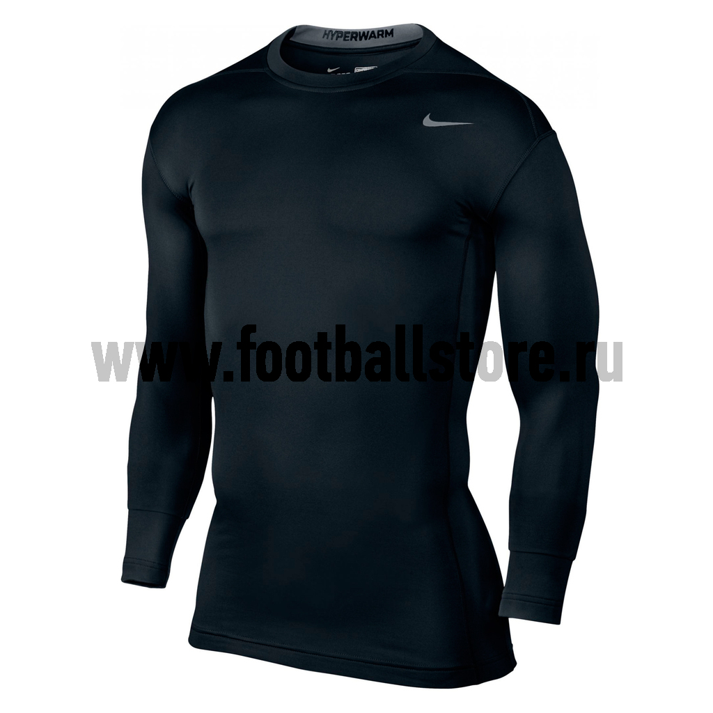 Белье Nike Термобелье Nike HyperWarm Dri-Fit Comp Crew 2.0 547813-011
