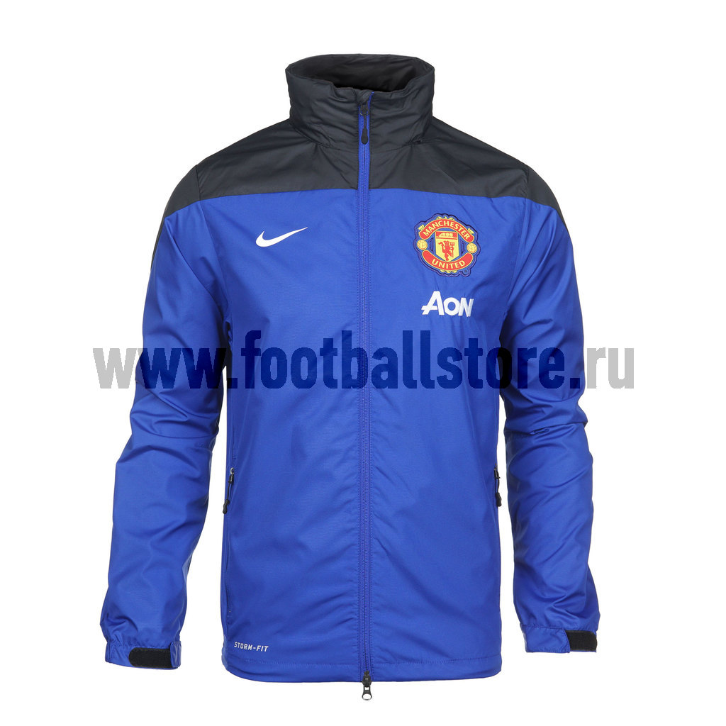 Manchester United Nike Куртка Nike Man UNTD Squad SF1 Rain JKT 545038-013