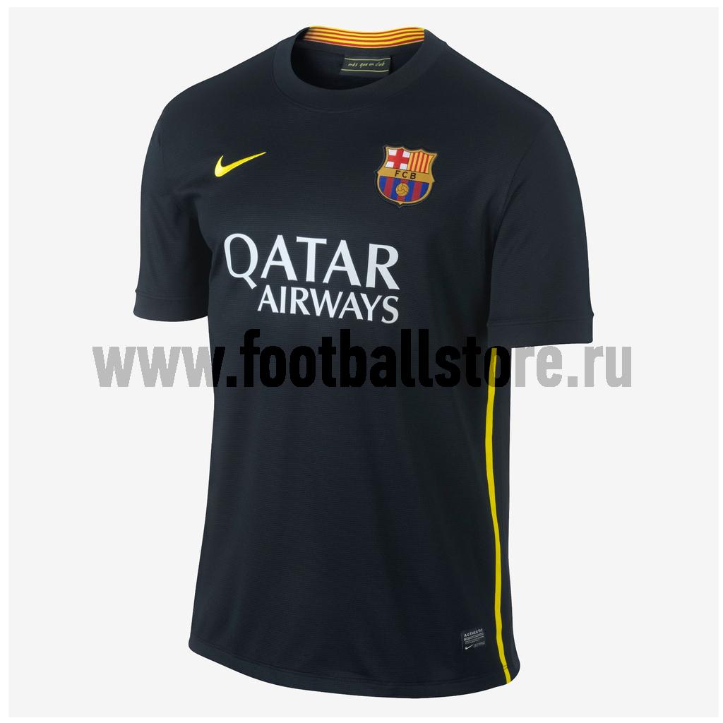Barcelona Nike Футболка Nike Barcelona SS Third Repl 532824-013