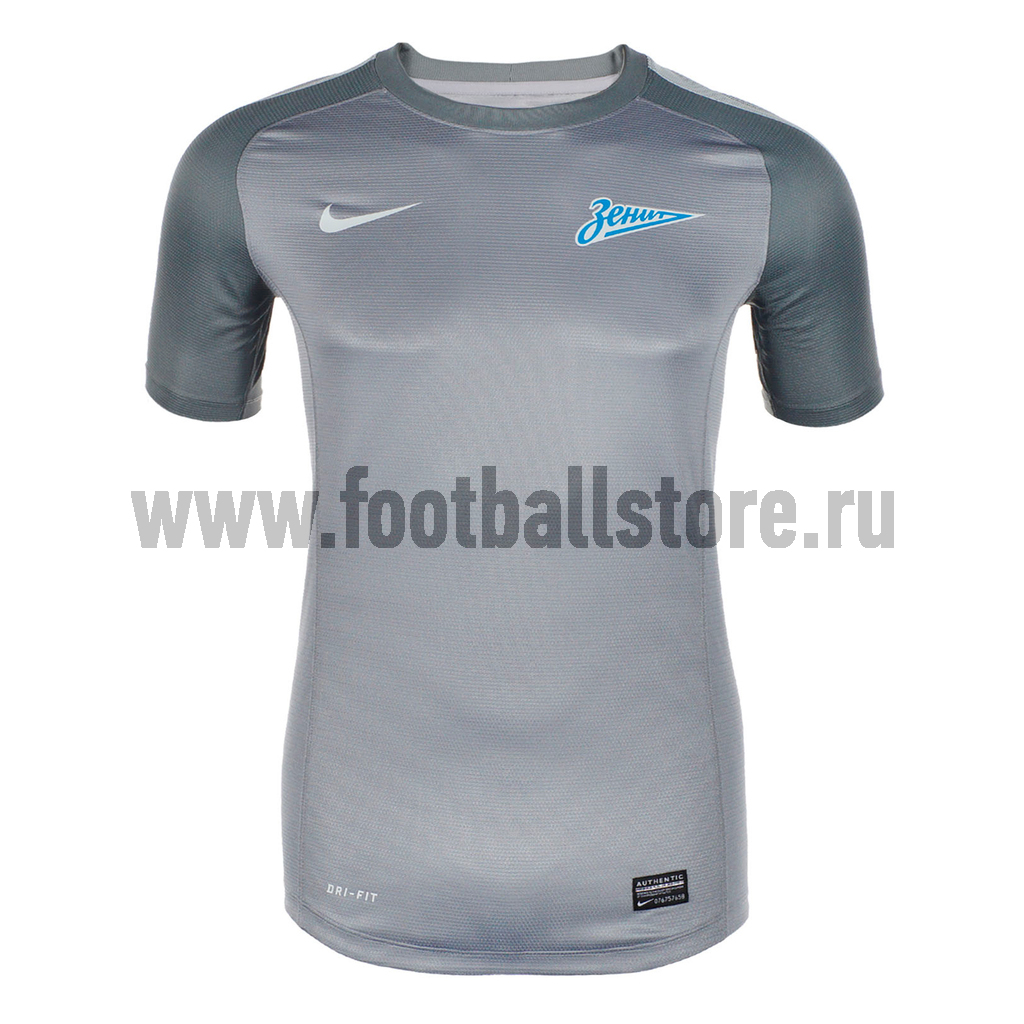 Zenit Nike Футболка вратарская Nike Zenit SS Goalie JSY 540635-080