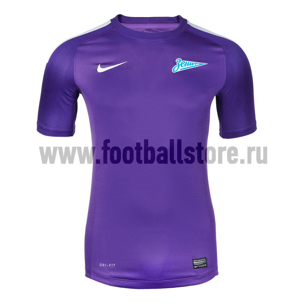 Zenit Nike Футболка вратарская Nike Zenit SS Goalie JSY 540635-530