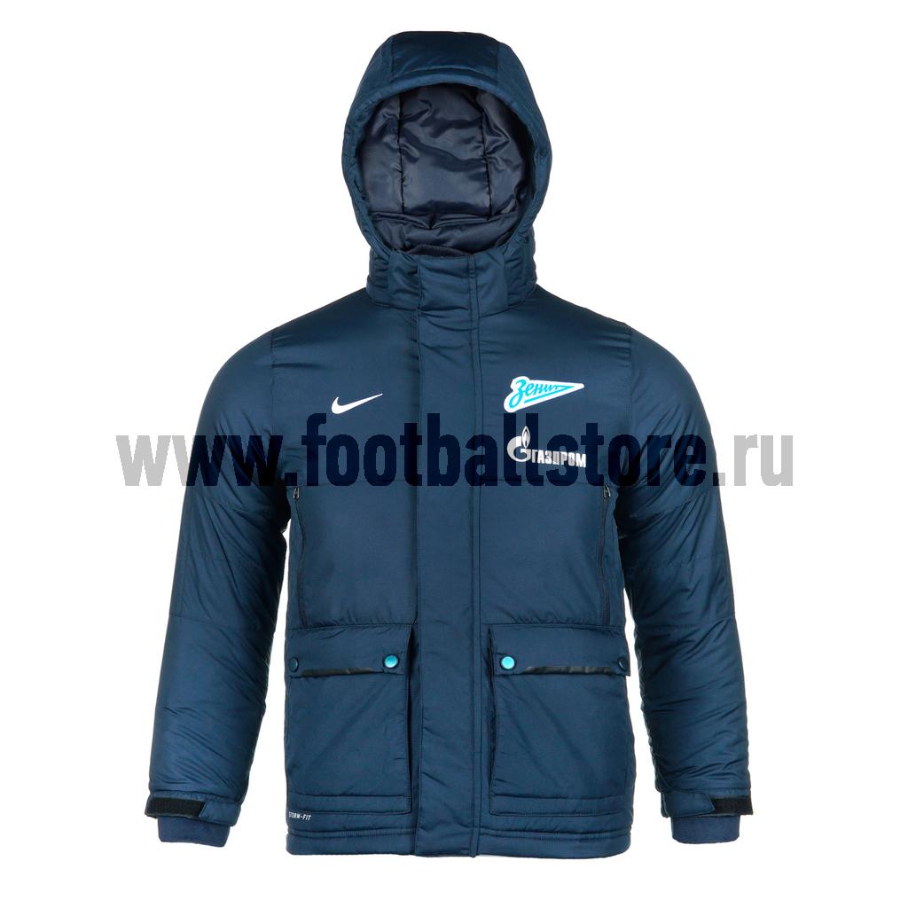 Клубная продукция Nike Пуховик подростковый Nike Zenit Squad 548343-473