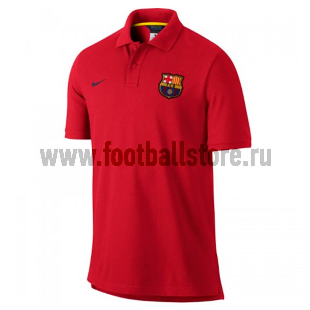 Barcelona Nike Рубашка-поло Nike Barcelona Auth 542384-657