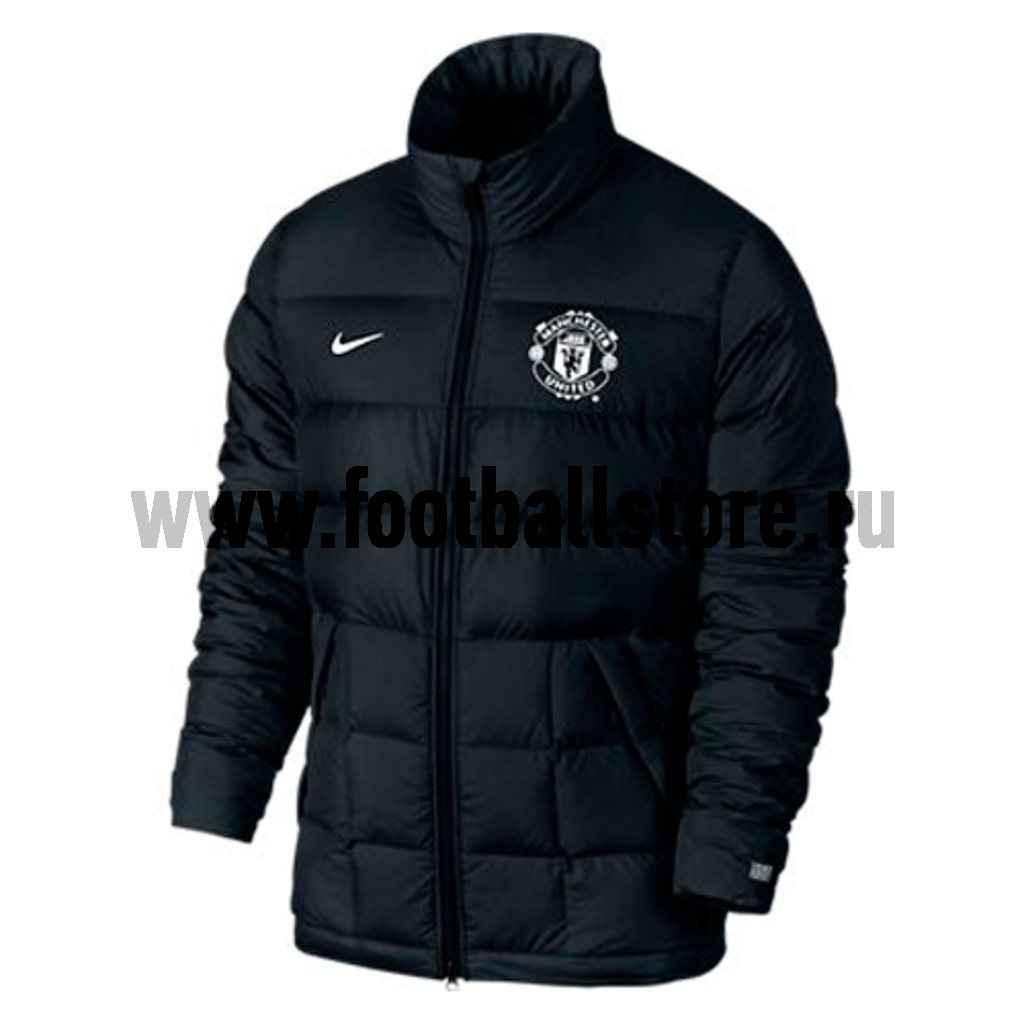 Куртки/Пуховики Nike Пуховик зимний Nike Man Untd Alliance JKT 546998-010