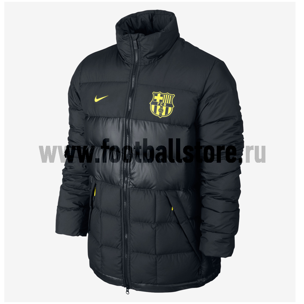 Куртки/Пуховики Nike Пуховик зимний Nike Barcelona Alliance JKT 577409-010