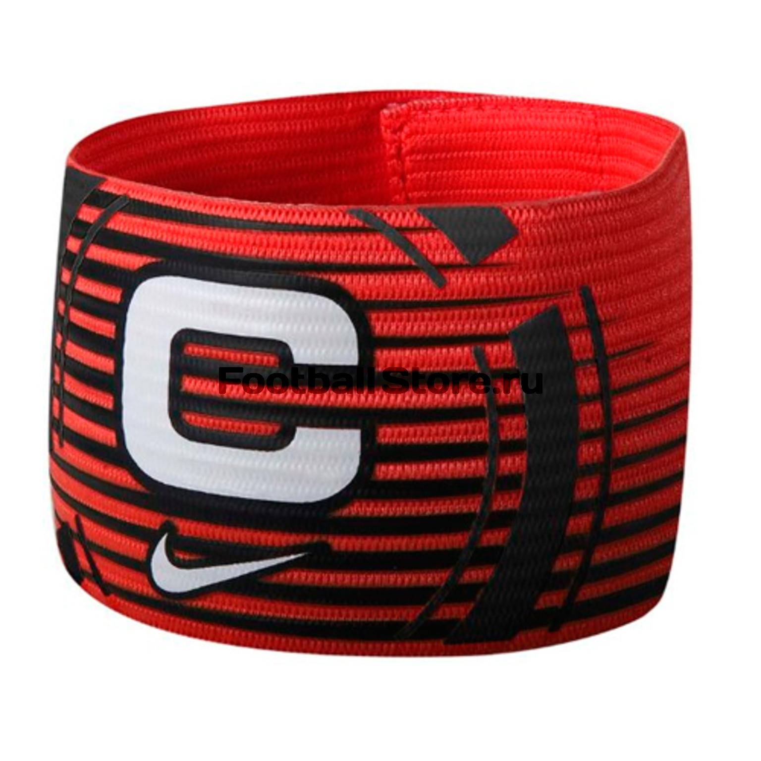 Повязки/Напульсники Nike Повязка Nike Footboll Arm Band N.SN.02.602.NS