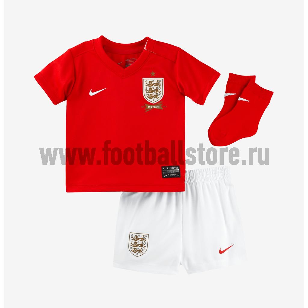Клубная продукция Nike Костюм для малышей Nike England Infans Away 585527-657
