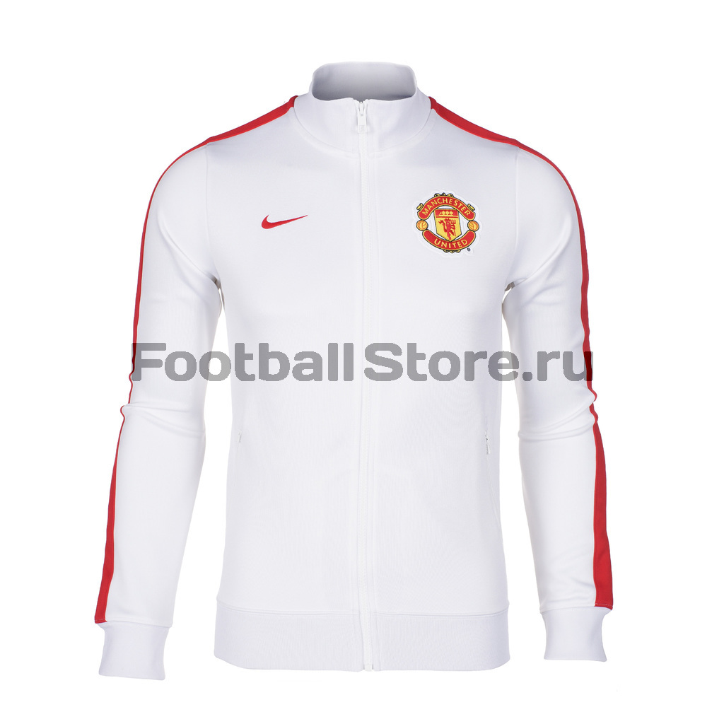 Manchester United Nike Куртка Nike Manchester Untd Auth N98 JKT 542406-101