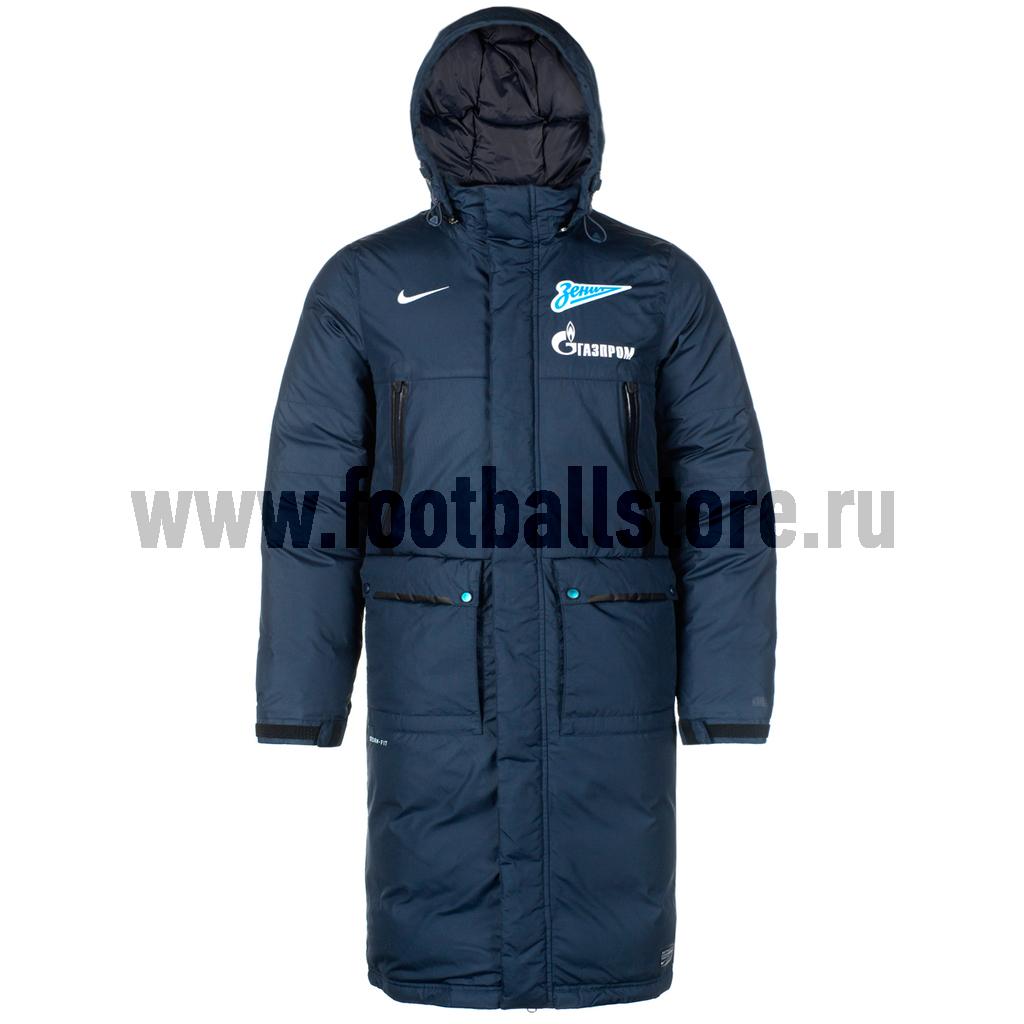 Zenit Nike Пуховик удлиненный Nike Zenit Select Down JKT 54833-473