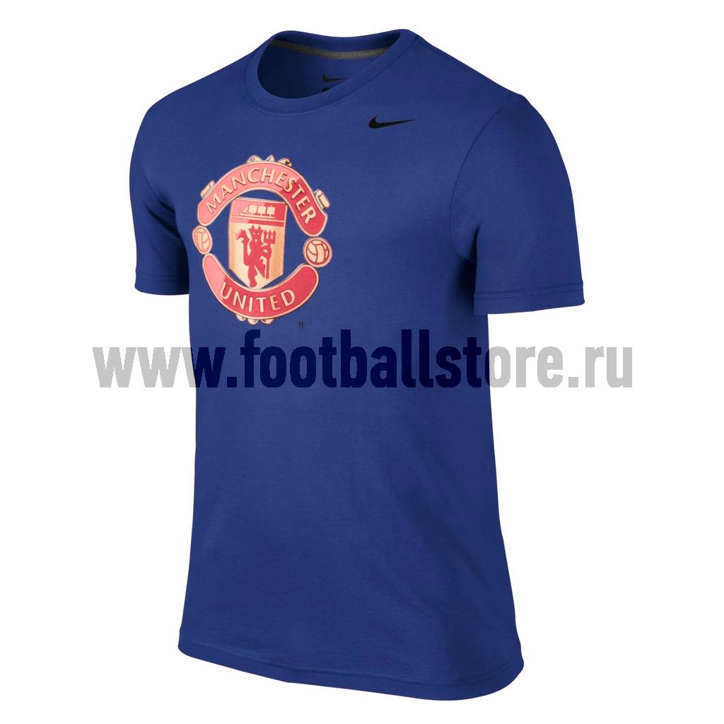 Manchester United Nike Футболка Nike Manchester Untd Core Basic 533937-400