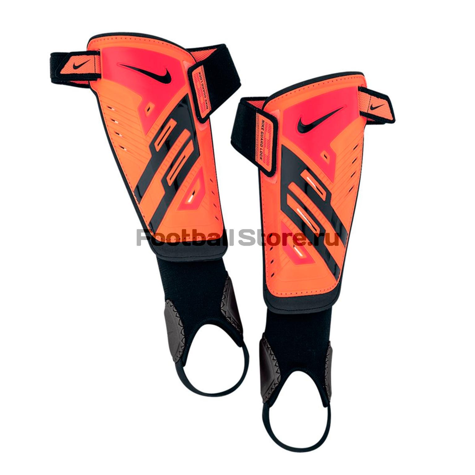 Защита ног Nike Щитки футбольные с защитой Nike Protegga SP0255-880