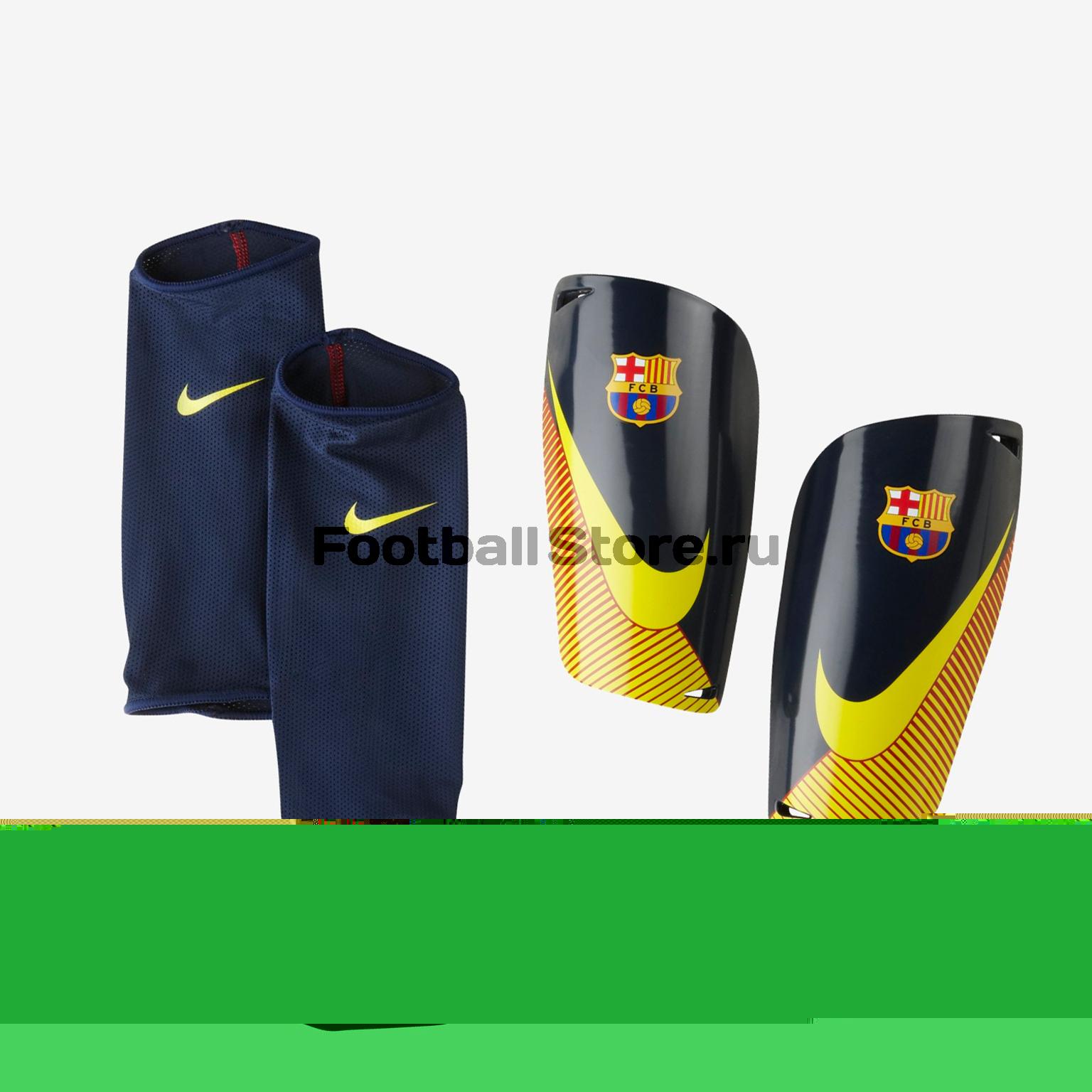 Barcelona Nike Щитки футбольные Nike Mercurial Lite Barcelona SP0274-467