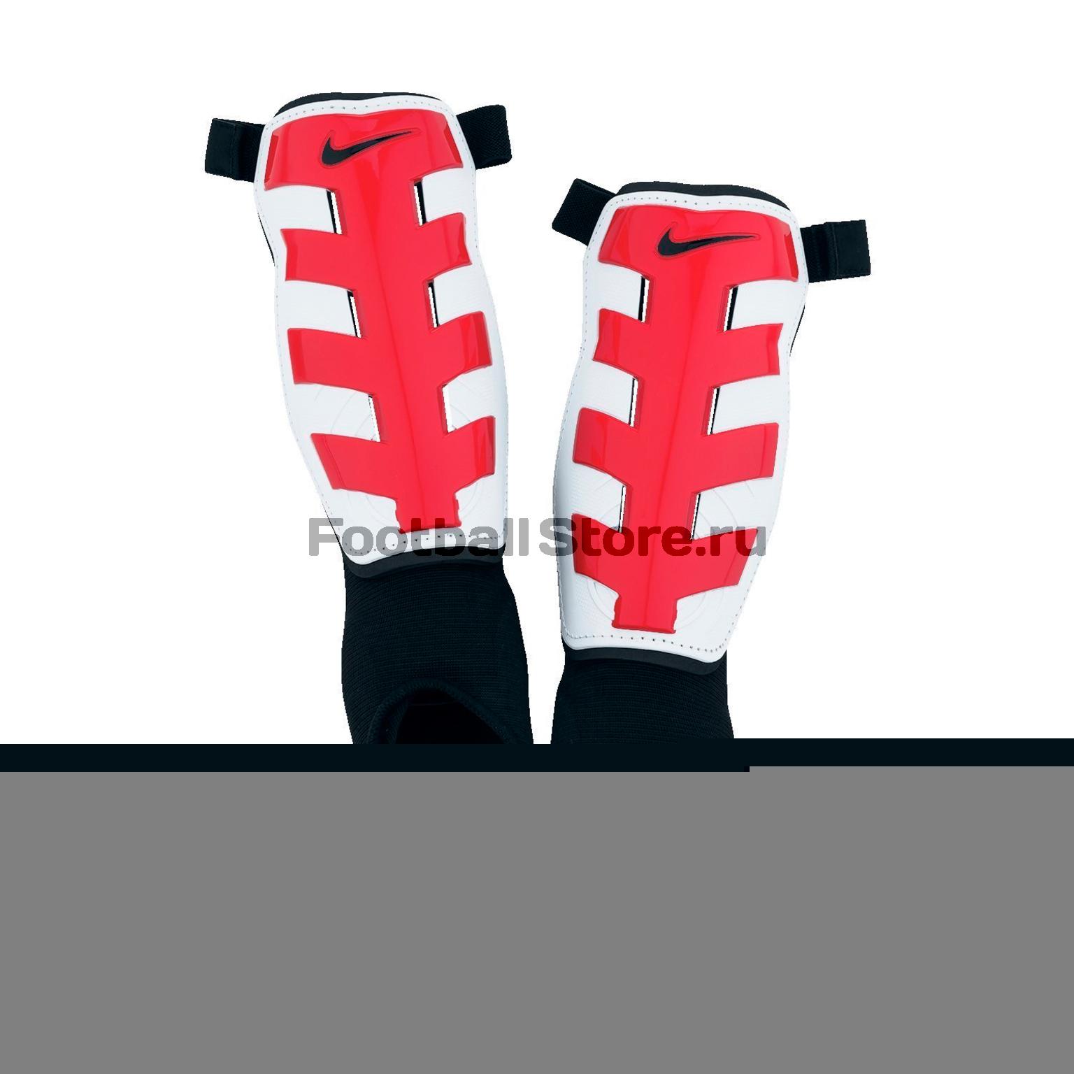 Защита ног Nike Щитки футбольные Nike Forza Shield SP0257-160