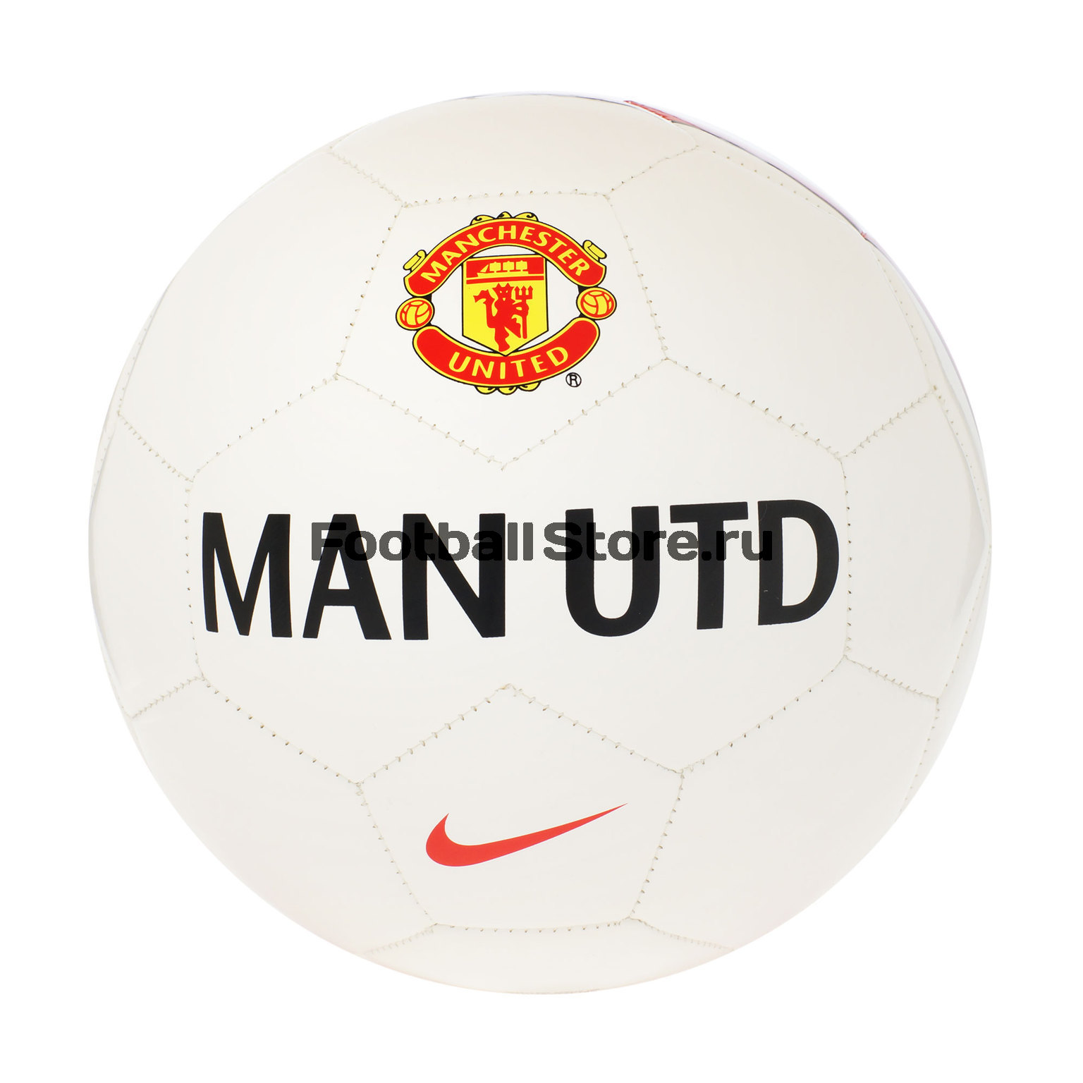 Manchester United Nike Мяч футбольный Nike Manchester Untd Supporters Ball SC2319-106
