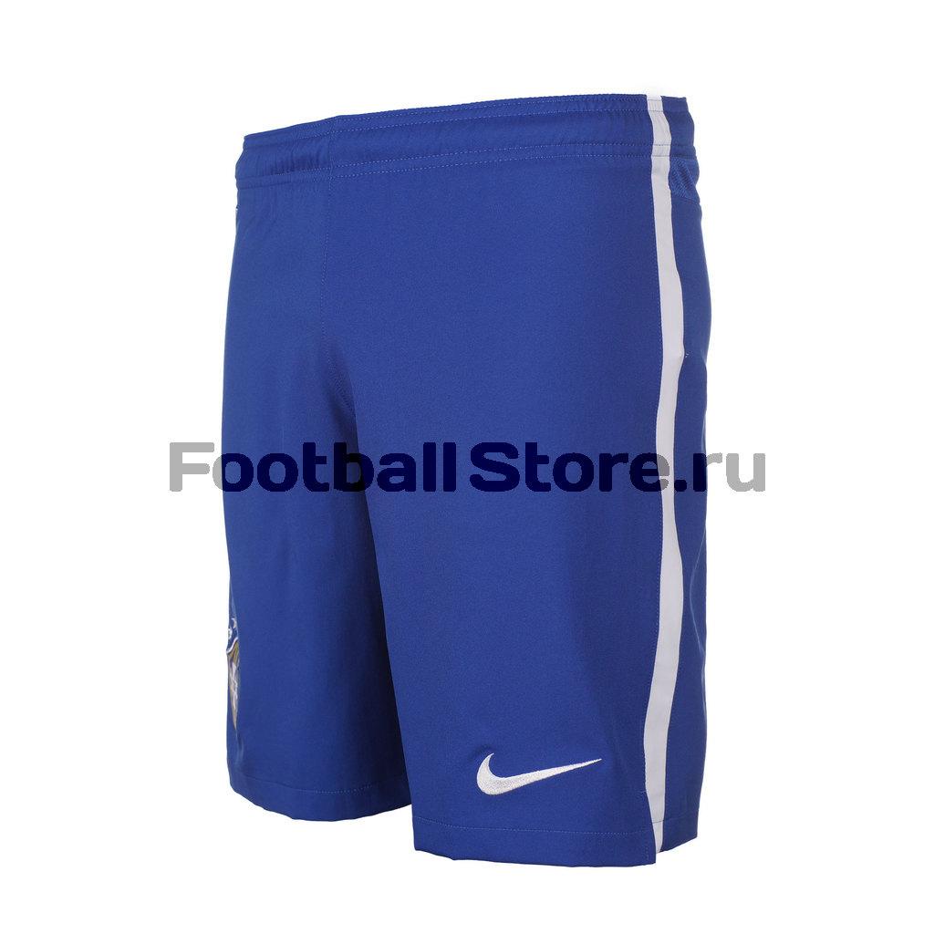 Brasil Nike Шорты игровые Nike Brasil Stadium Short 575285-493